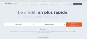 Younited Credit plateforme